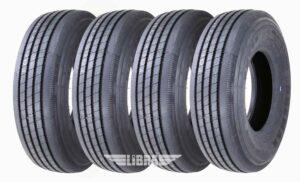 New Dutymax Freedom Hauler All Steel Trailer Tire ST225//90R16 //7.50R16 14PR LR G